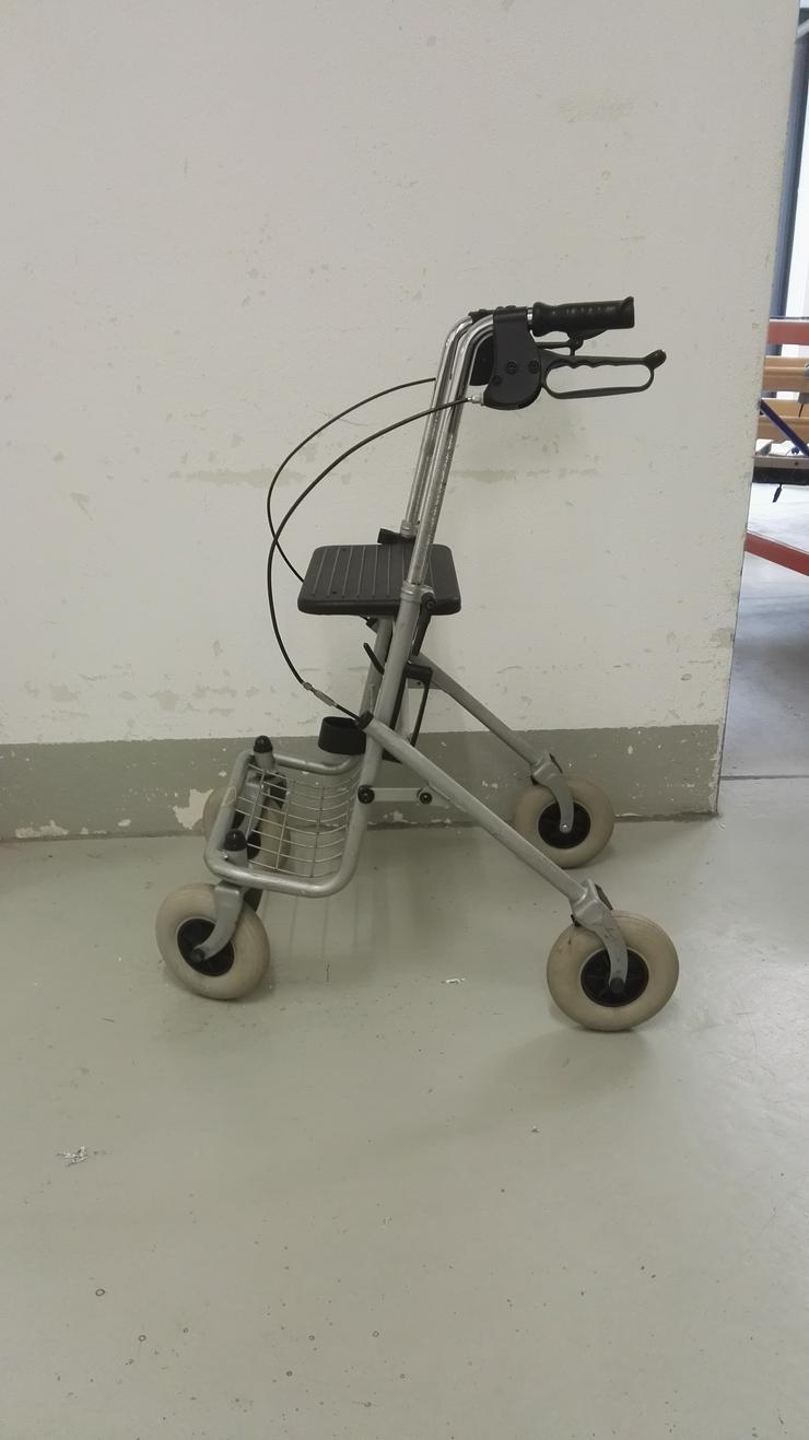 Rollator der Firma Drive