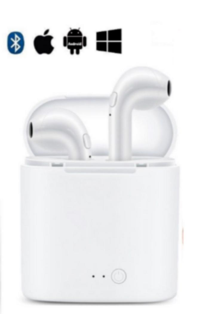 AIRPODS EARPODS IN-EAR BLUETOOTH KOPFHÖRER Iphone Samsung NEU