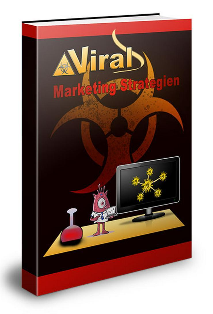 """ebook """"Viral Marketing Strategien"""" PLR Komplett Paket"""