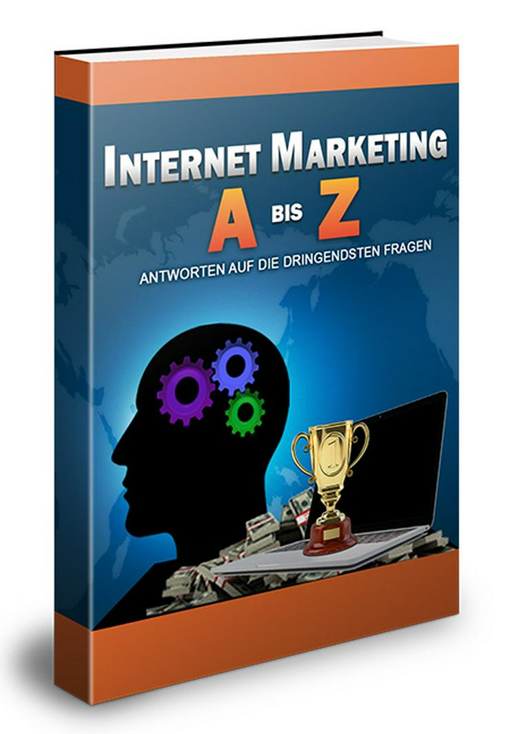 """ebook """"Internet Marketing von A bis Z"""" PLR Komplett Paket"""