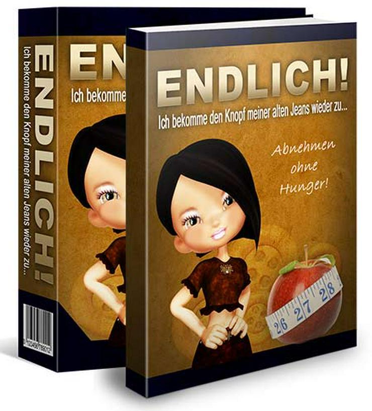 "ebook ""Abnehmen ohne Hunger"" PLR Komplett Paket"