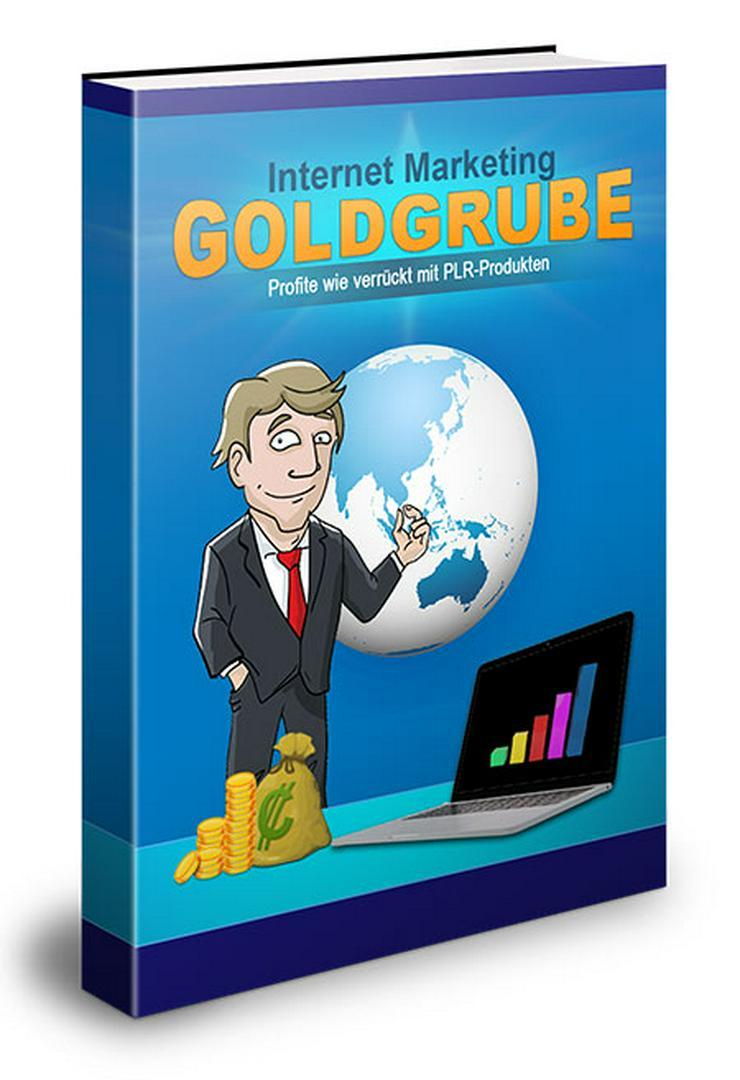 "ebook ""Internet Marketing Goldgrube"" PLR Komplett Paket"