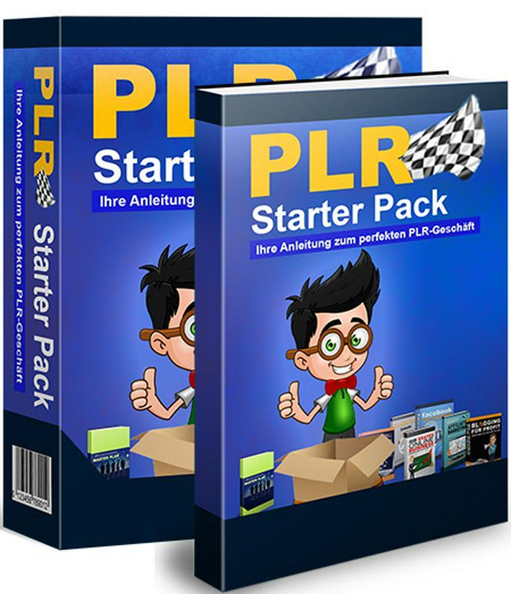 "ebook ""PLR-Starter Pack"" PLR Komplett Paket"