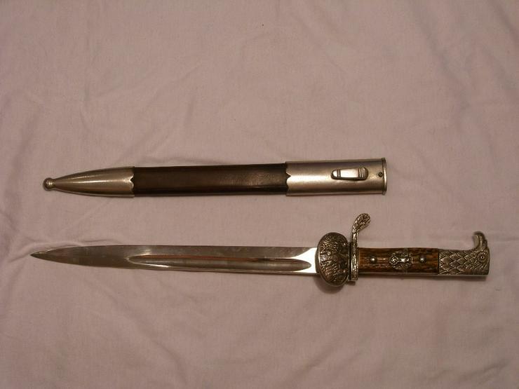 Original Seitengewehr/Bajonett aus Wk2, Horster