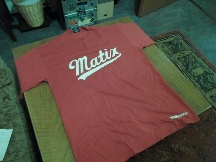 Matix Shirt - Gr.L - Skateboard Shirt - Neu ohne Labels