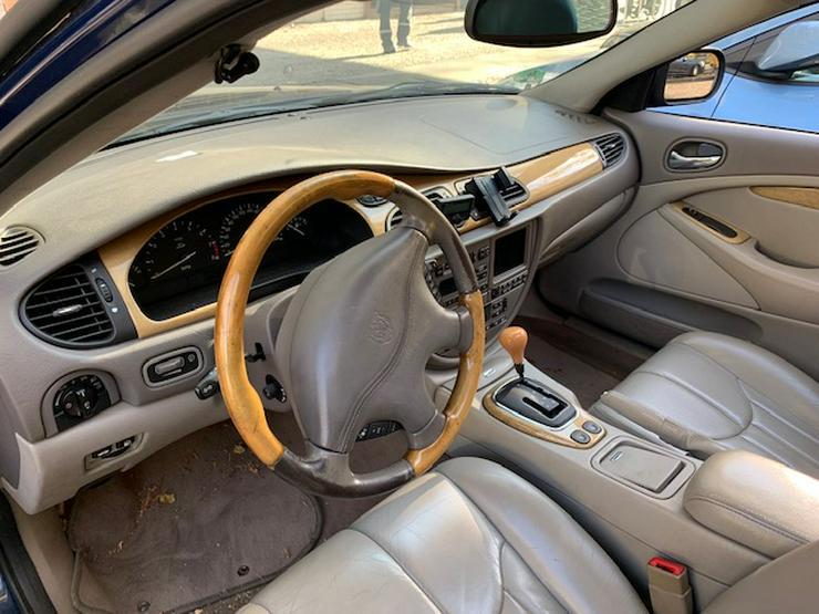 Jaguar S-Type mit Vollausstattung - S-Type - Bild 1