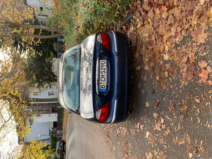 Bild 3: Jaguar S-Type mit Vollausstattung