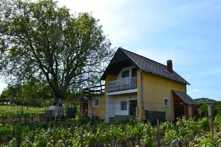 Panoramahaus in Ungarn am Balaton Naehe Keszthely