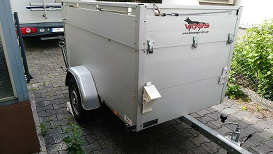 kofferanh nger 750 kg ungebremst in augsburg firnhaberau