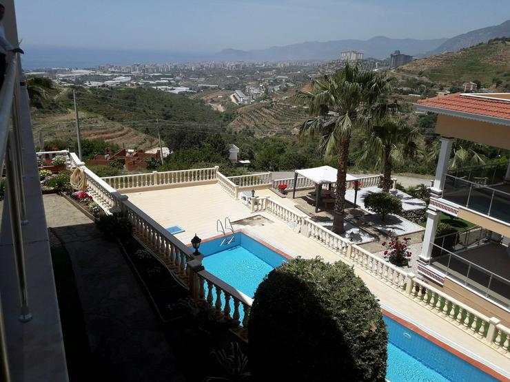 Türkei, Alanya, Budwig, 5 Zi. Duplex Wohnung, möbliert, Meerblick, 283 - Ferienwohnung Türkei - Bild 1