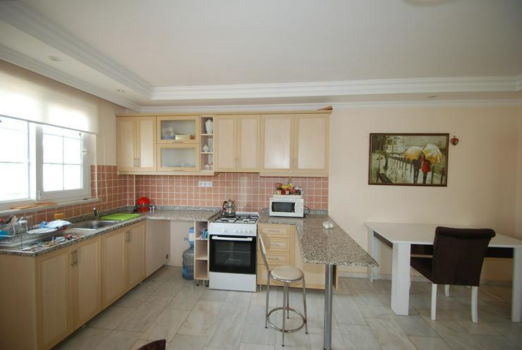 Türkei, Alanya, Budwig, große 4 Zi. Wohnung - kleiner Preis, 280