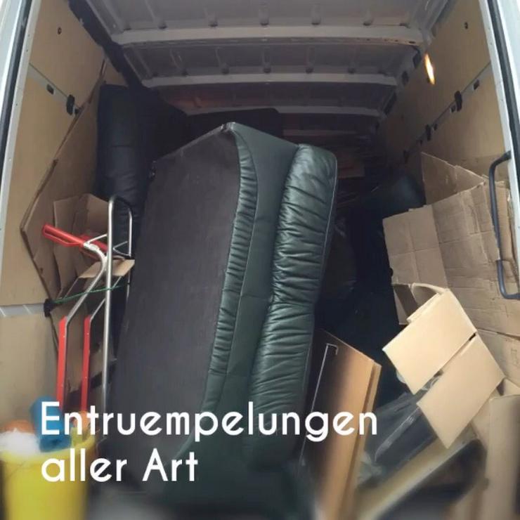 Möbel Wohnung Entrümpelung Berlin pauschal 80 Euro