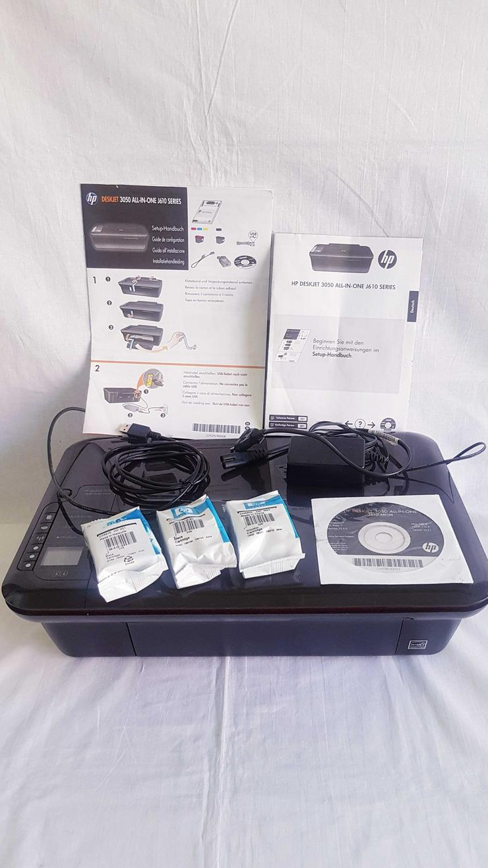HP Deskjet 3050 Printer J610 Driver , бесплатная и безопасная загрузка. ...  Драйвер принтера HP Deskjet 3050 J610 следует загружать в случае, если  пользователь испытывает п... ... HP DeskJet 2130 All-in-One Printer drivers.