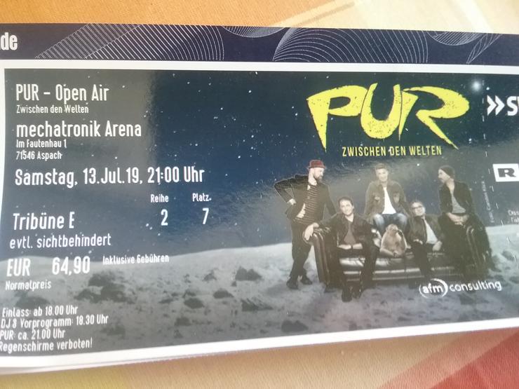 PUR Konzert in Aspach am 13.7.2019 - Rock & Pop - Bild 1