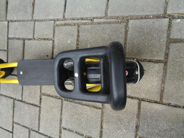 puky roller r03 gelb mit fahne und bremse ab 3 jahre in. Black Bedroom Furniture Sets. Home Design Ideas