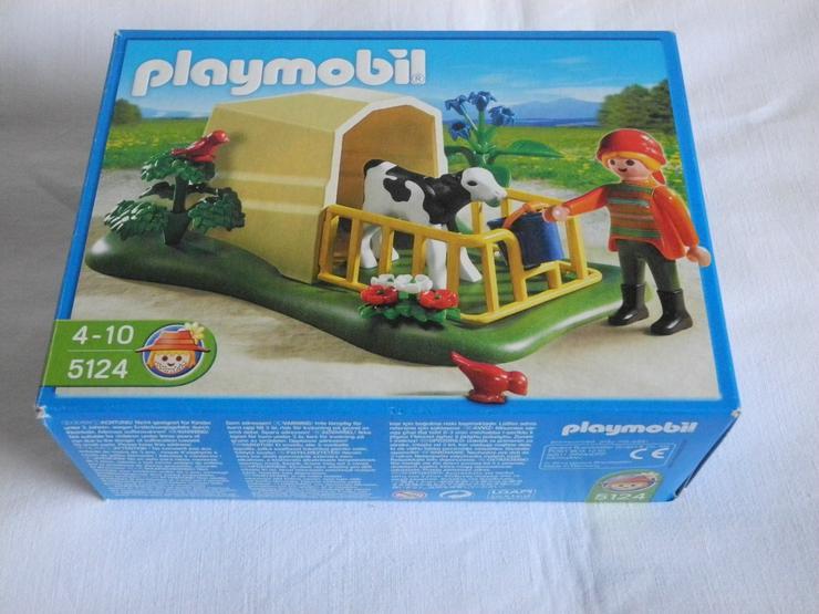 Playmobil 5124 Kälbchen Aufzucht