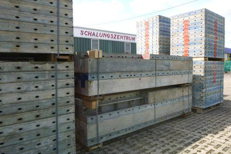 206m² Doka Frami Schalung Wandschalung Bauschalung Elemente mit Zubehör
