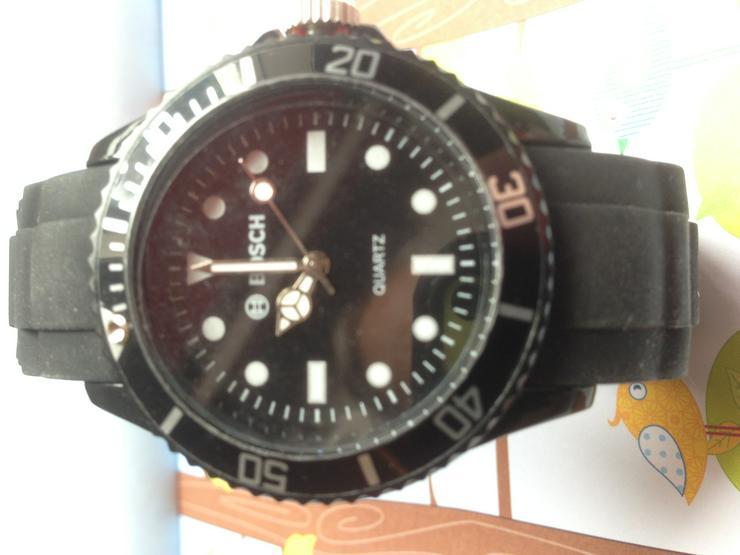 Quarz Armbanduhr - Herren Armbanduhren - Bild 1