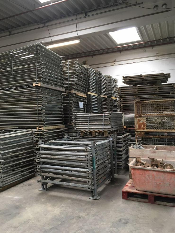380m² Hünnebeck Dreikantgerüst Fassadengerüst Gerüst Rüstung Schnellbaugerüst