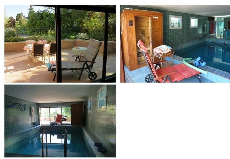 Bild 10: Schwimmbad im 6,5 Zimmerhaus PROVISIONSFREI zu verkaufen ab 399.000 €