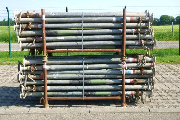 84 St. Noe Baustützen G4 Deckensteher für Schalung Bausprieß Sprieß Deckenschalung 4,10m
