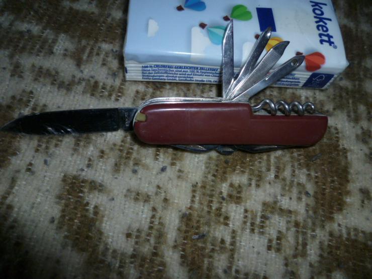 Taschenmesser 10 Teile Sammelstück Nr. 33-Nr 1