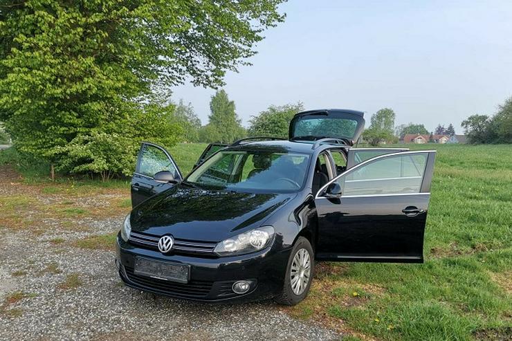 Bild 2: Volkswagen Golf Variant 1.6 TDI DPF