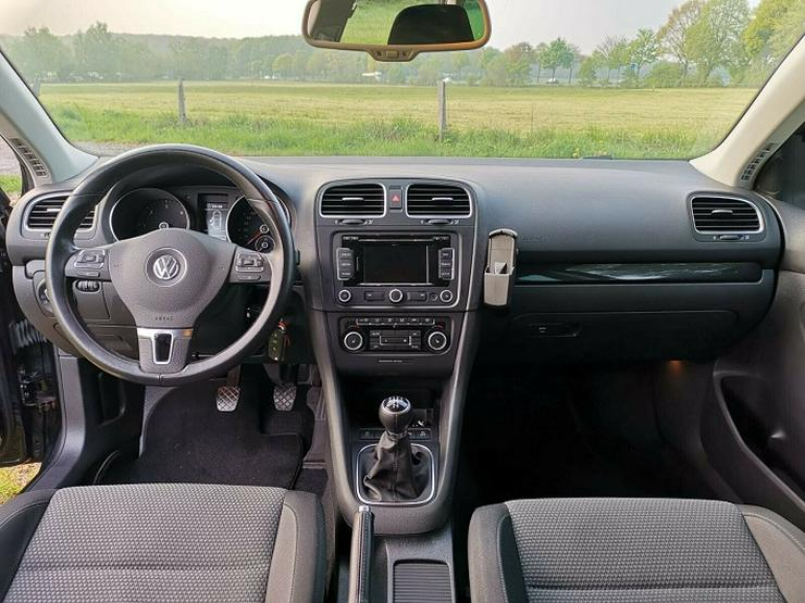 Bild 4: Volkswagen Golf Variant 1.6 TDI DPF