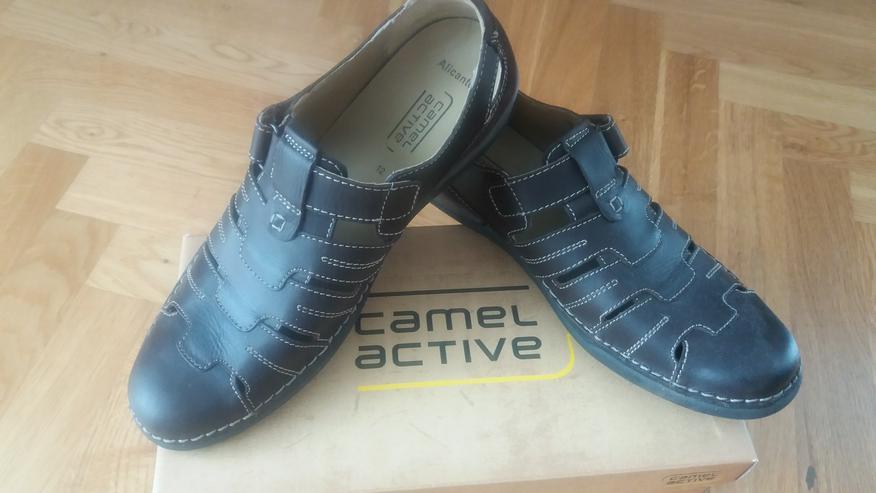camel active Alicante gr12 Herren Geschlossene Sandalen - Größen > 45 - Bild 1