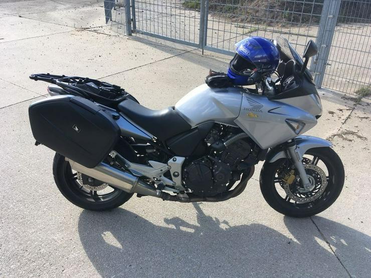 Honda CBF 600 SA - Honda - Bild 1