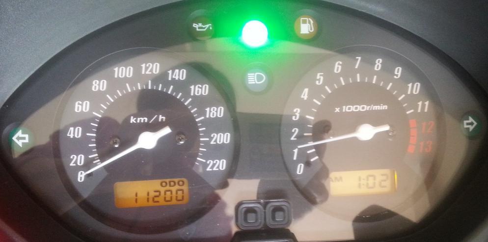 Bild 2: Honda CBF 600 SA
