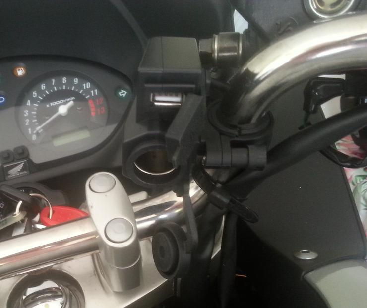 Bild 3: Honda CBF 600 SA