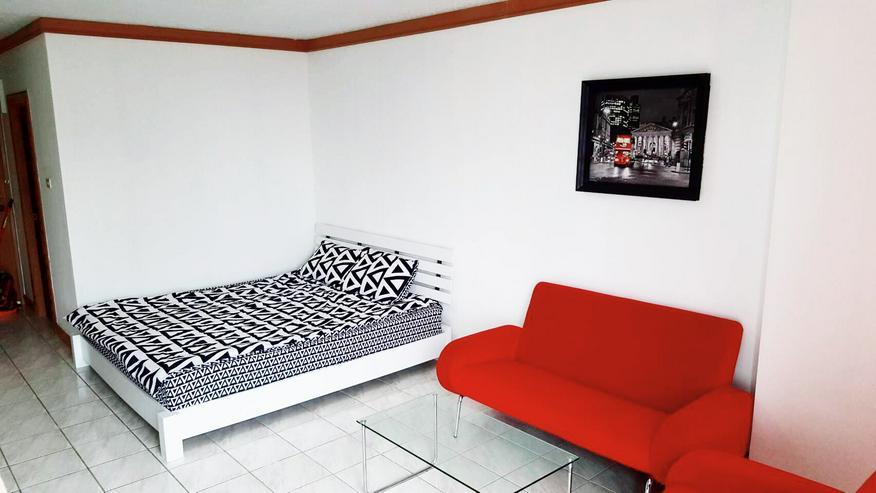 Schöne Wohnung in View Talay 1 Jomtien Pattaya (Thailand) zu vermieten...