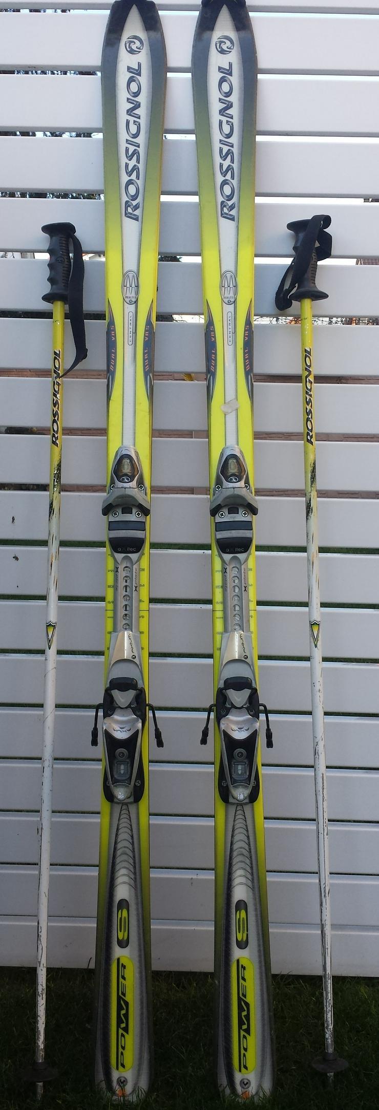 Ski, wintersport, Skistöcke - Ski & Skistöcke - Bild 1