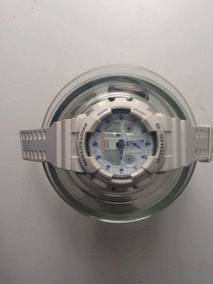 G-SHOCK GA-100A - Uhren - Bild 1