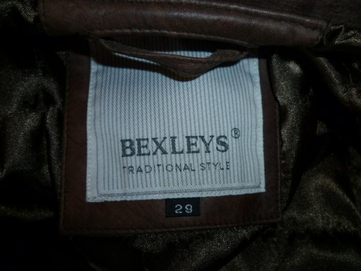 Bild 5: Lederjacke mit Weste von Beexleys G 56  XL Nr. 51