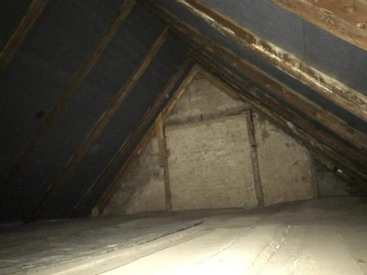 Bild 3: Dachgeschosswohnung 70 Quadratmeter für Selbstausbauer