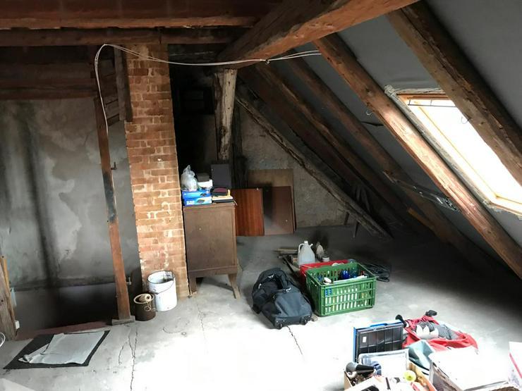 Bild 4: Dachgeschosswohnung 70 Quadratmeter für Selbstausbauer