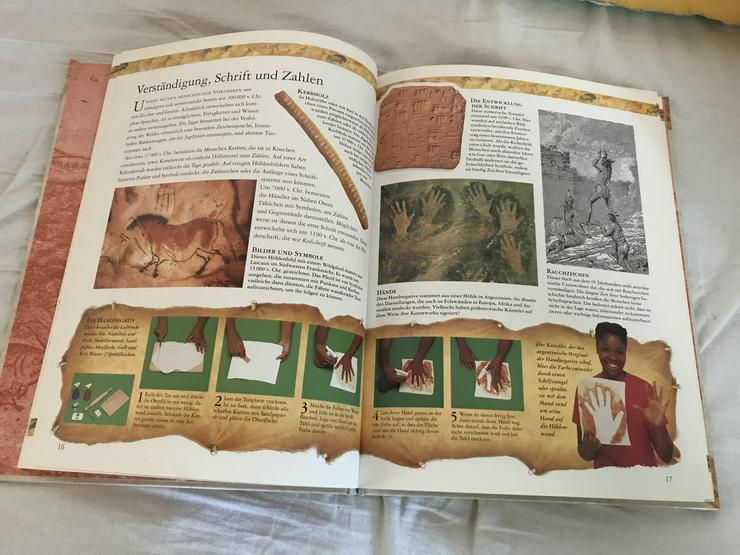 Bild 3: In der Steinzeit (auch zu verschicken)