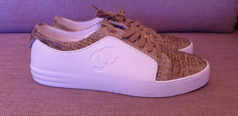 Bild 2: Chanel Sneaker Größe 41,5 - 100% Original!