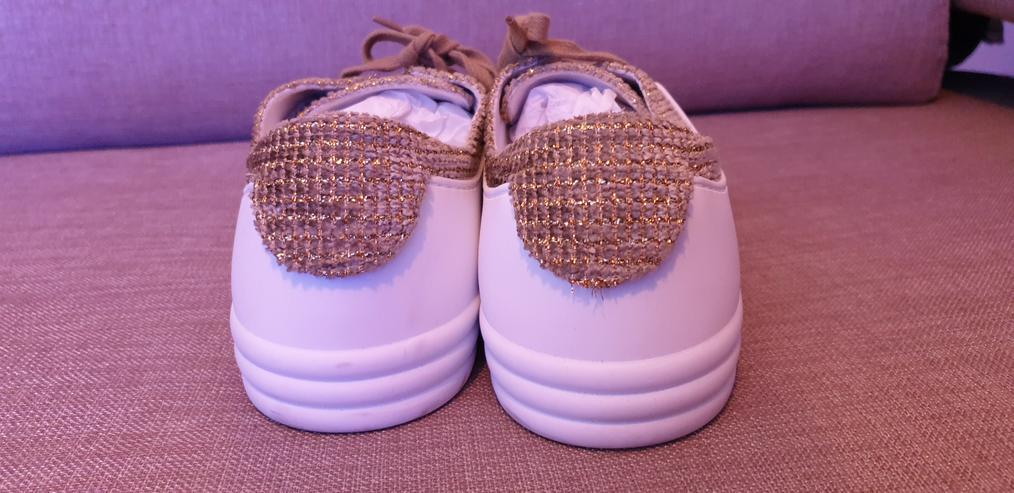 Bild 3: Chanel Sneaker Größe 41,5 - 100% Original!