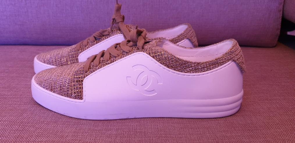 Bild 6: Chanel Sneaker Größe 41,5 - 100% Original!