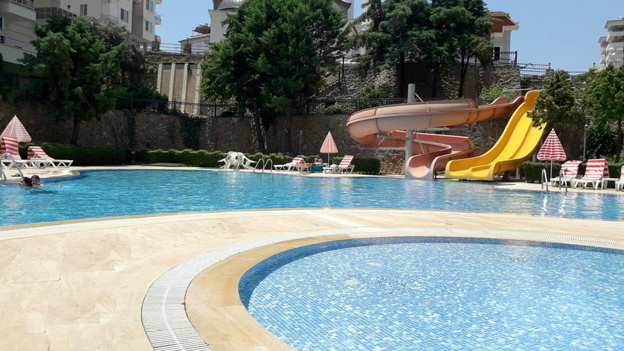 Bild 2: Türkei, Alanya, Budwig, Luxus Wohnanlage, in der auch Vierbeiner willkommen sind.. 288