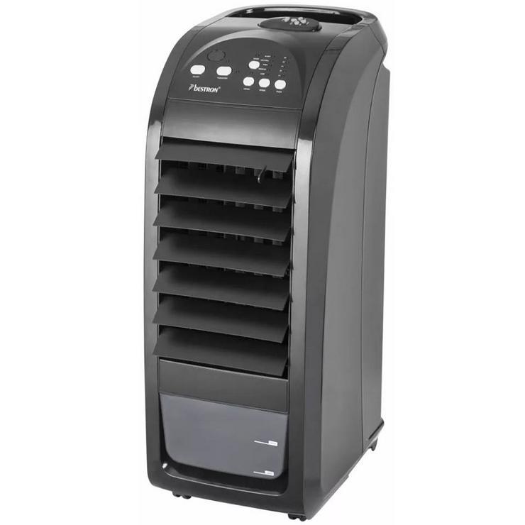 Bestron Mobiler Luftkühler Schwarz