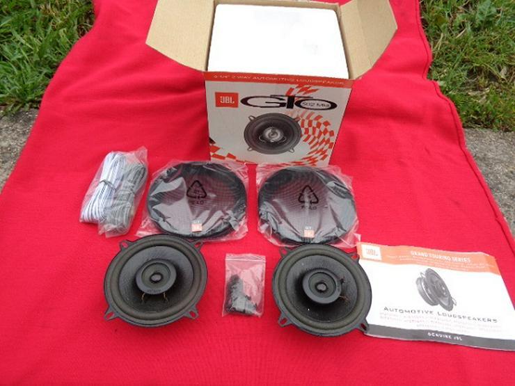 2x JBL Philips Auto Lautsprecher GTO 502 MK II OVP mit Handbuch