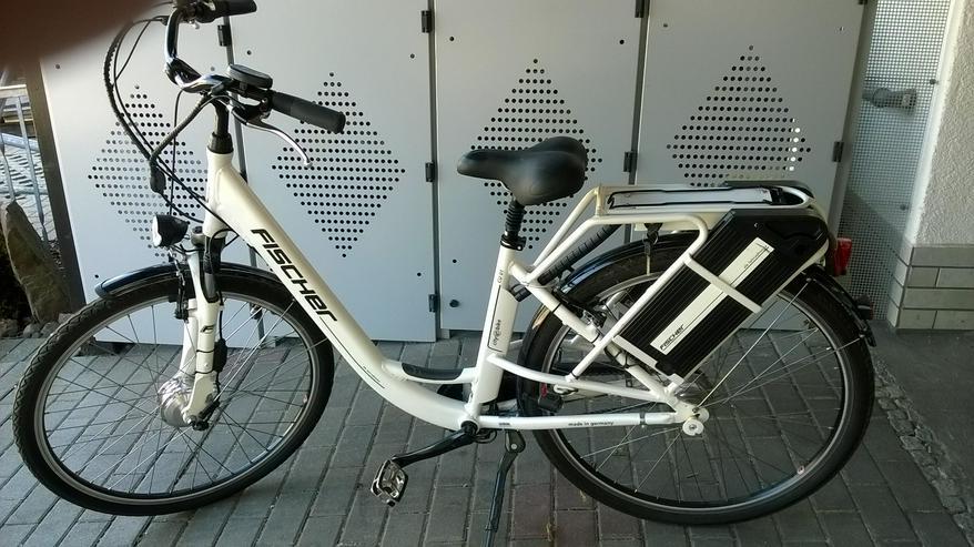 Damen City-E-Bike - Elektro Fahrräder (E-Bikes) - Bild 1