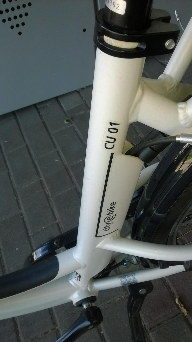 Bild 3: Damen City-E-Bike