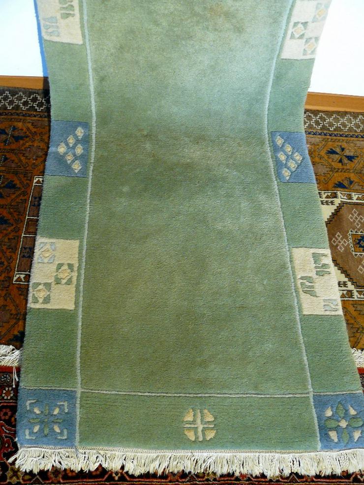 Orientteppich Tibet 330x72 alt (T068)