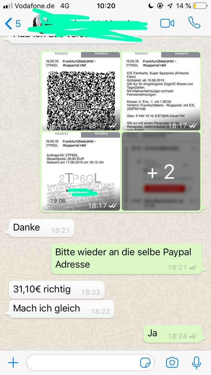 Deutsche Bahn Gutscheine - 50% Rabatt auf alle Fahrten