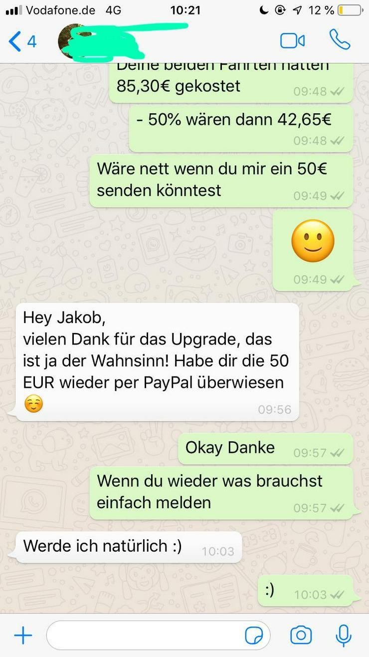 Bild 3: Deutsche Bahn Gutscheine - 50% Rabatt auf alle Fahrten